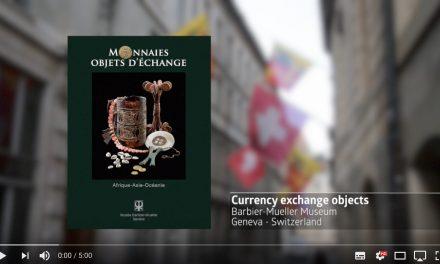 Monnaies objets d'échange
