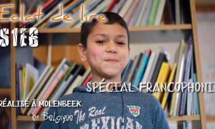 Éclat de Lire spécial francophonie à Bruxelles