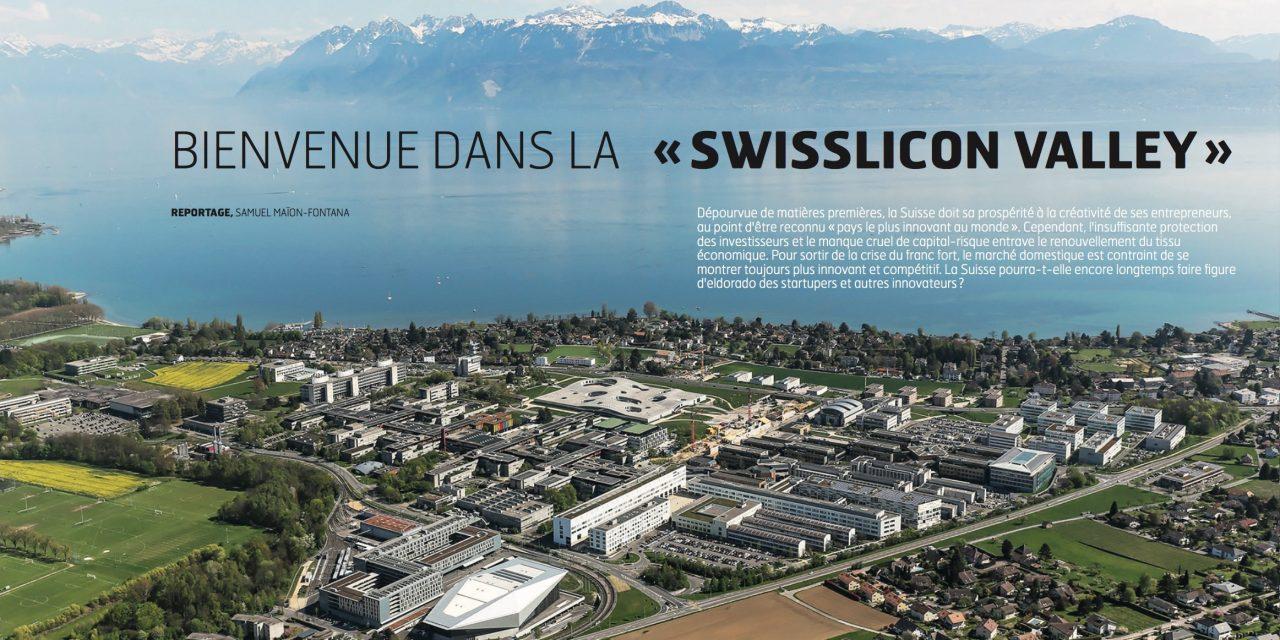 Bienvenue dans la «Swisslicon Valley»