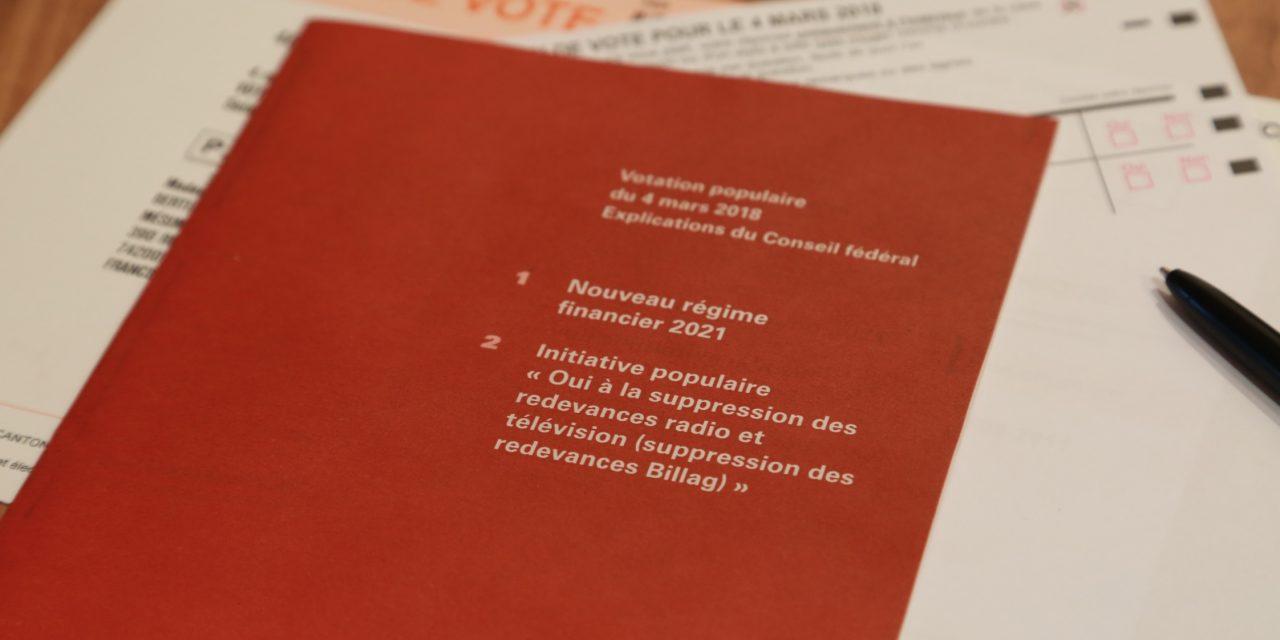 En Suisse, l'audiovisuel public dressé au pilori